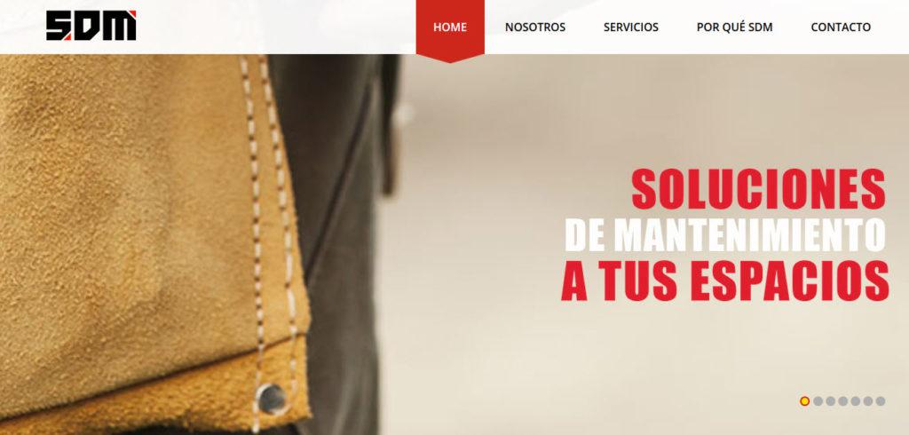 sdm web site